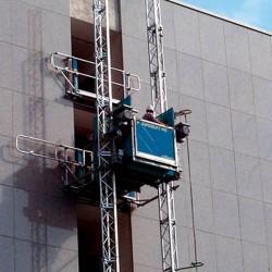 Грузовой строительный подъемник Bocker Superlift MX1524/2020