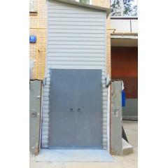 Грузовой лифт CMInd-K2-1000-1300x1500x2100