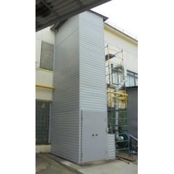 Грузовой подъемник CMInd-K2-500-1300x2000x2050