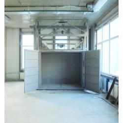 Грузовой лифт CMInd-K3-2000-2500x1500x2000