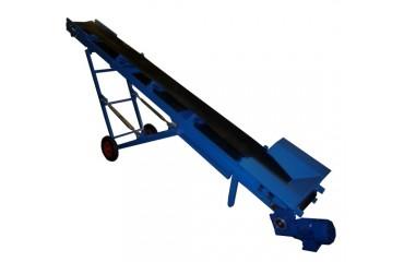 Конвейер ленточный передвижной CMInd-М-300-4000