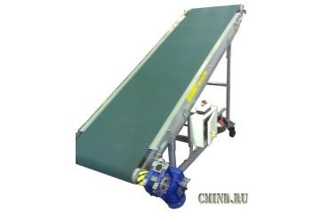 Конвейер ленточный передвижной CMInd-М-650-2500