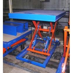 Гидравлический подъёмный стол CMInd-СПГ-1000 1,0х1,5-0,8