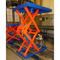 Гидравлический подъемный стол CMInd-СПГ-1000 1,35х1,0-1,2
