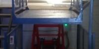 """Гидравлический подъемный стол для магазина """"Магнит"""""""
