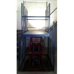 Стол подъемный гидравлический CMInd-СПГ-1000