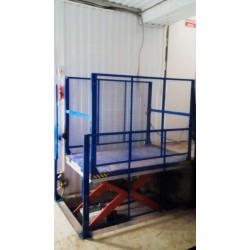 Подъемный стол CMInd-СПГ-1000-1000x1500