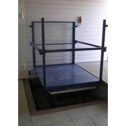 Стол подъемный гидравлический CMInd-СПГ-1500-1000x1500