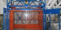 "Тяжелый грузовой лифт CMInd-K4-3000-2900x1950x2000 для компании ""Восток-Сервис"""