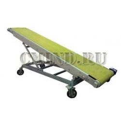 Конвейер ленточный передвижной CMInd-КЛП-8000-800