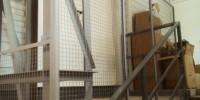 """Грузовой подъемник CMInd-П2-1000-900x1400x2100 для магазина """"Магнит"""""""