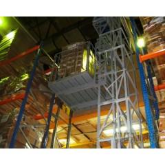 Мачтовый грузовой лифт CMInd-П3-500-1200x1500