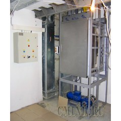 Малый грузовой лифт 100 кг CMIND-К2-100-600Х800Х1000