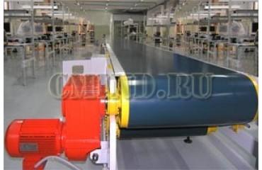 Конвейер ленточный КЛС-С-650-17000