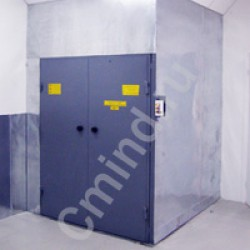 Грузовой подъемник CMInd-К2-1000-1000х1500х1800