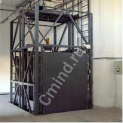 Грузовой подъемник CMInd-К2-1000-2000х3000х2200