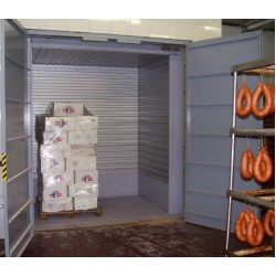 Грузовой лифт CMInd-К2-2000-2300х1500х2600