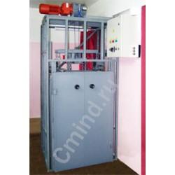 Малый грузовой лифт CMInd-К2-50-700x500x1200
