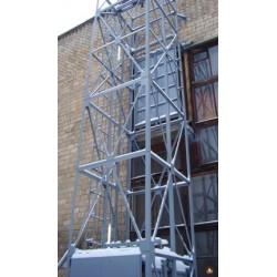 Грузовой подъемник ПГКС-К2-500-1200x1500х2200