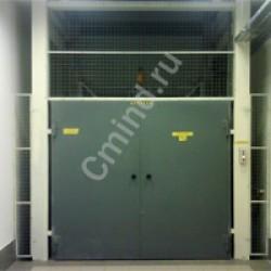 Грузовой подъемник CMInd-К3-2000-2000х2700х2000