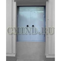 Шахтный подъемник CMInd-К2-250-1000х900х1250