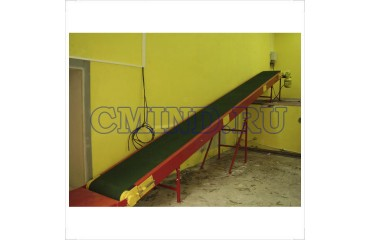 Стационарный ленточный конвейер КЛС-С-500-6 06-069