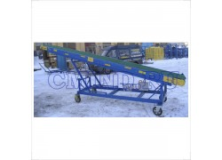 Конвейер ленточный передвижной КЛС-С-500-6 06-069