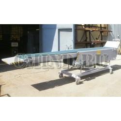 Конвейер ленточный передвижной КЛП-МТ-500-4500-500-1100