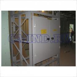 Шахтный грузовой подъемник CMInd-К2-100 07-009/2