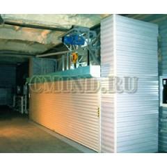 Грузовой мачтовый подъемник CMInd-П2-1000-800x6200
