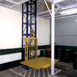 Платформенный подъемник CMInd-П2-250-1200х1800