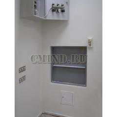 Грузовой мачтовый подъемник CMInd-П2-50-500x600х600