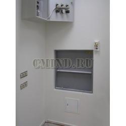 Грузовой подъемник CMInd-П2-50-500x600х600