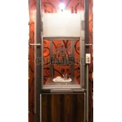 Грузовой лифт для ресторана CMInd-П2-50-600x600x2900