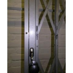 Раздвижная решетка на окно, артикул 1142945678