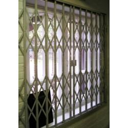 Раздвижная решетка на окно CMInd-РО-15568241