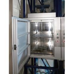 Комплекс подъемников грузовых канатных стационарных 2xCMInd-K2-100-600x600x800