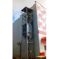 Грузовой лифт CMInd-K2-1000-1000x1400x2200