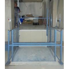 Стол подъемный гидравлический CMInd-СПГ-1000-1000x1500-1570