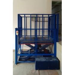 Стол подъемный гидравлический CMInd-СПГ-1000-1000х1500-900
