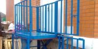 Грузоподъёмное оборудование для магазинов шаговой доступности
