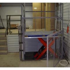Стол подъемный CMInd-СПГ-1000-1500x1000
