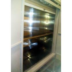 Грузовой подъемник CMInd-К2-100-1000x800x1000 Standard