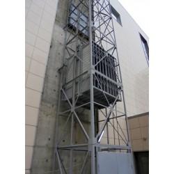 Грузовой лифт CMInd-К3-500-1500x1500x2000