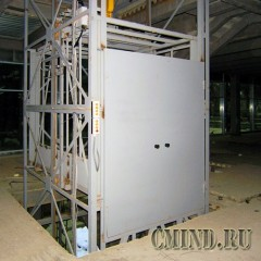 Шахтный подъемник CMInd-К8-2000-1800x2600x2250
