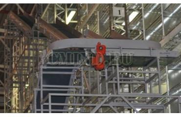 Конвейерная линия для транспортировки продукции KLS-S-500