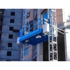 Строительный грузовой подъемник Salerno Ponteggi MT2500TWIN