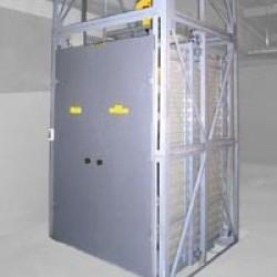 Грузовой подъемник CMInd-К2-1000-1500х1500х2000