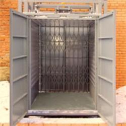 Грузовой подъемник CMInd-К2-1000-1500х1500х2100