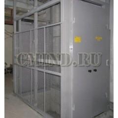 Грузовой подъемник CMInd-К2-2000-1200х2000х2500